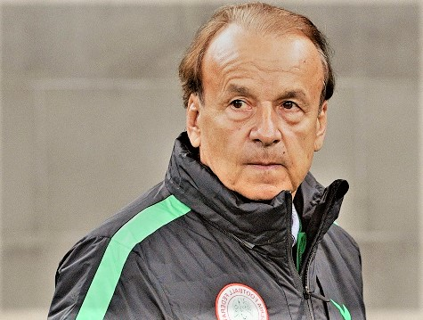 "Nigeria: ""Rohr Has To Stay In Nigeria To Get Contract Renewal""...Pinnick"