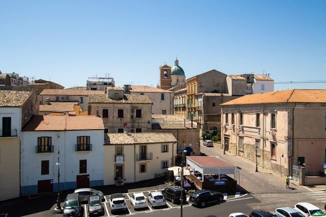Vista dal Castello aragonese-Ortona