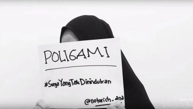 Pengertian Poligami dan Dasar Hukum Berpoligami