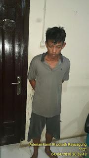 """Sedang Tunggu """"Pasien"""", Pria Ini Ditangkap Polisi"""