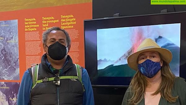 La Fundación Telesforo Bravo – Juan Coello apoya al Ayuntamiento de Fuencalienteen la protección del entorno del Volcán Teneguía