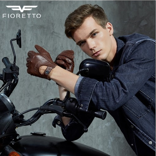 Luvas de Couro Masculina - mens gloves leather