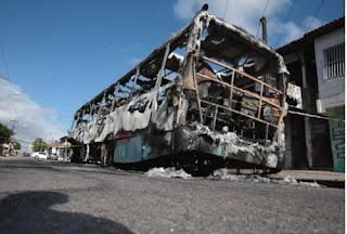 Onda violenta no Ceará chega a 3º dia com 78 ataques