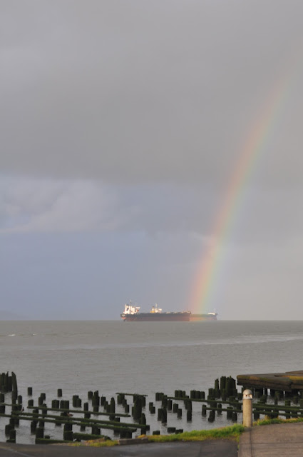 Astoria, Oregon towns, Rainbows in Oregon