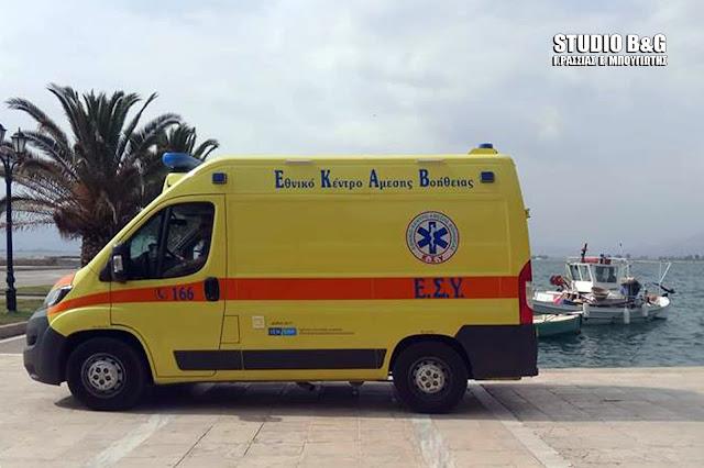 Τραυματισμός επιβάτη τουριστικού σκάφους στον Πόρο