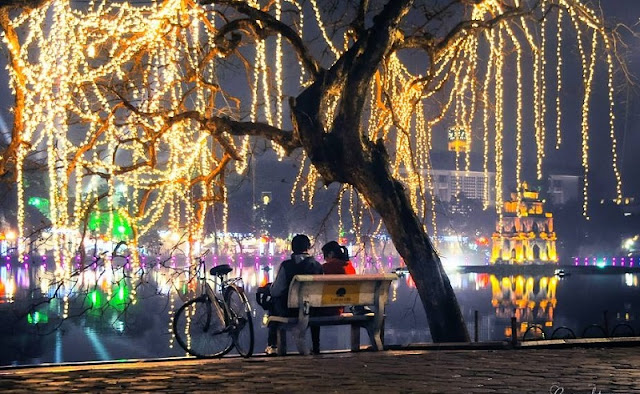 Eight places to date on Int'l Women Day in Hanoi 2