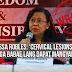 Kabobohan ni Raissa Robles, umiral ulit! 'Cervical Lesions' sa mga babae lang daw dapat mangyari
