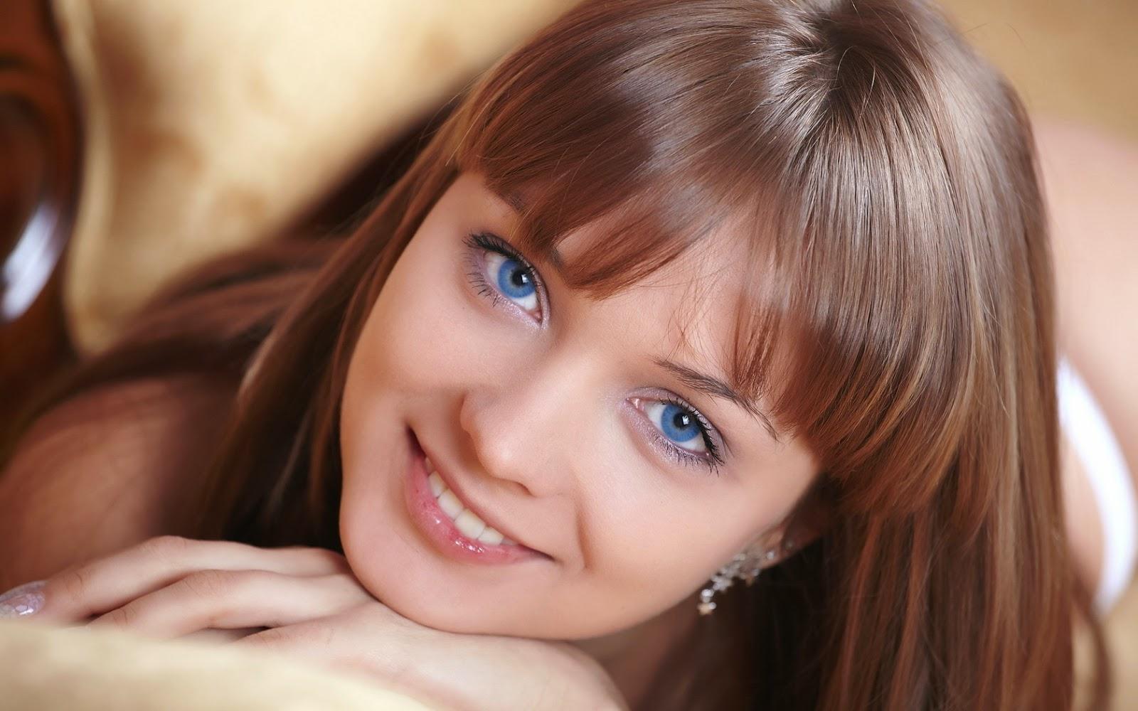 best hair colors for blue eyes | goo hairstyles