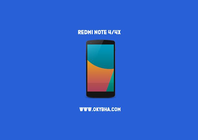 Factory Reset dan Remove FRP Redmi Note 4/4X (XIOMIE)