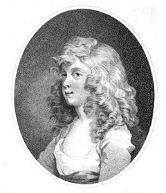 Princess Amelia from the Lady's Magazine (1792) Princess Amelia from The Lady's Magazine (1792)