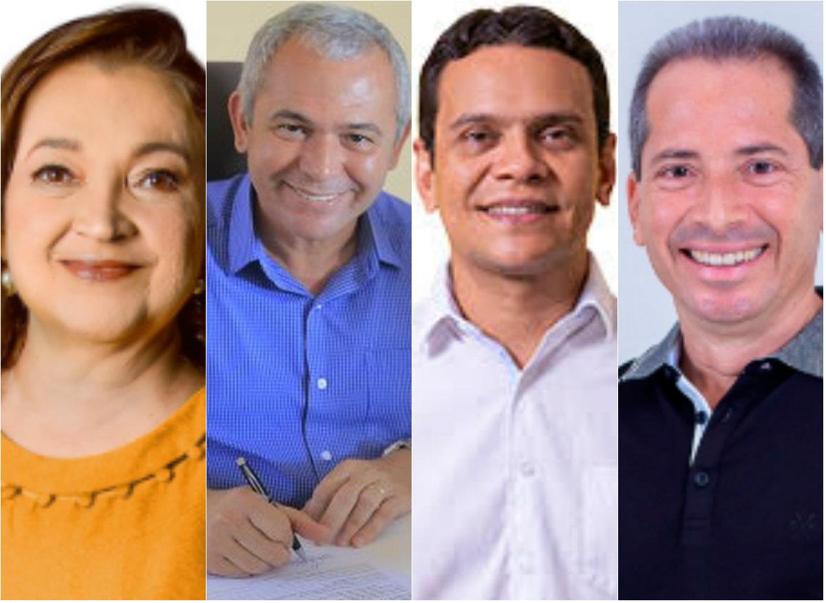 Maria lidera, Nélio encosta e Valdir Matias Jr. assume a 3ª posição em pesquisa para prefeito