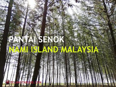Pantai Senok Bachok Kelantan