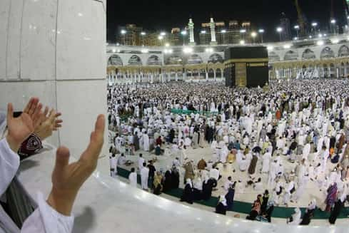 Indian Umrah Pilgrim dies of Heart attack while Praying