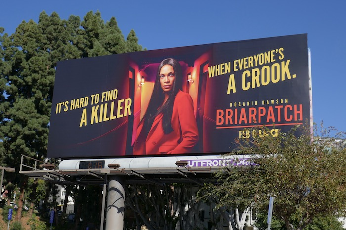 Briarpatch season 1 billboard