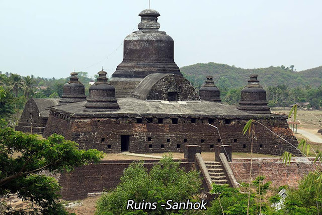 Ruins-Sanhok