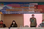 Dinsos Kabupaten Bekasi Gelar Sosialisasi Penanganan ABH