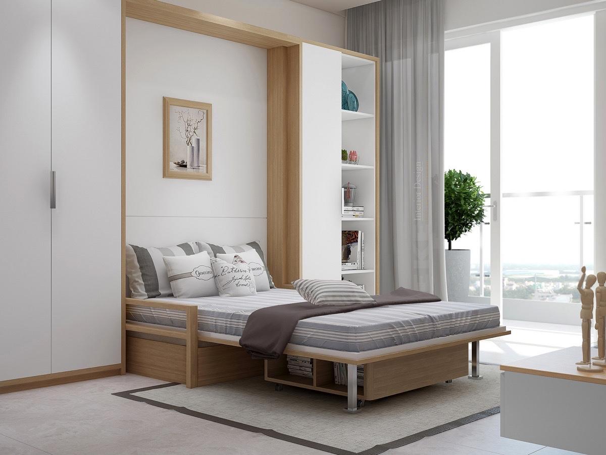 26 Desain Interior Kamar Tidur Sederhana