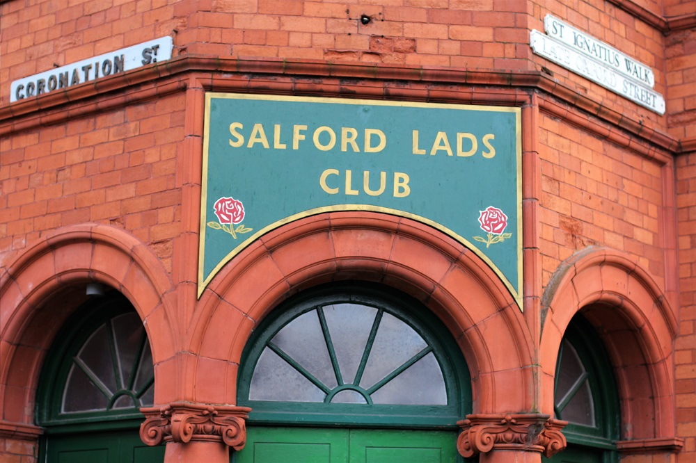 Salford Lads Club, Manchester - UK travel & lifestyle blog