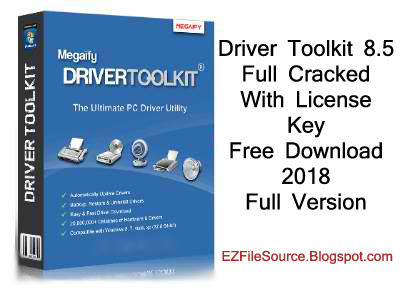 Driver Toolkit 8.5 Free Cracked Download With Licence Key ...