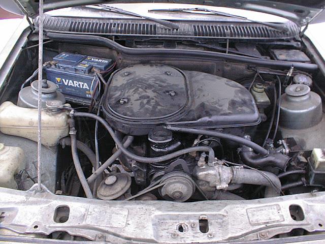 2.3 Diesel  мотор Форд сиерра