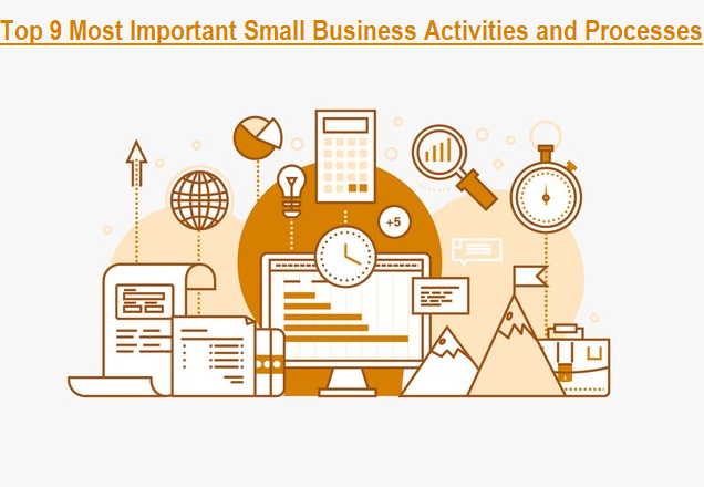 Important Small Business Processes