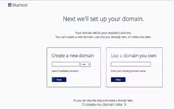 Your domain name
