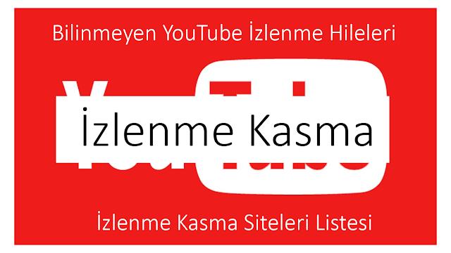 youtube izlenme arttırma