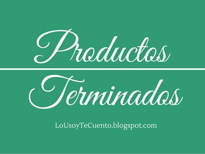 Productos Terminados 8