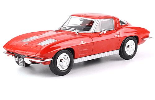 Chevrolet Corvette Stingray 1963 coches inolvidables salvat