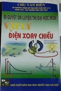 Bí quyết ôn luyện thi đại học môn vật lý: Điện xoay chiều