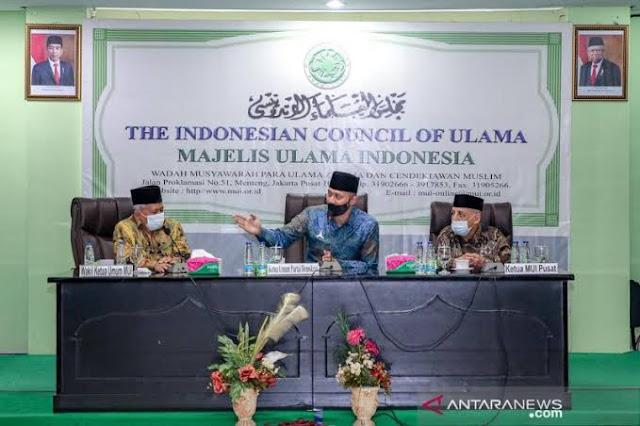 AHY Waspadai Pihak yang Ingin Benturkan Pancasila dan Islam