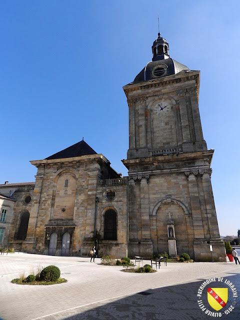 BAR-LE-DUC (55) - Eglise Notre-Dame de l'Assomption (Extérieur)