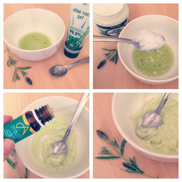 DIY: Cách làm kem dưỡng ẩm từ dưa leo cho da mụn
