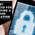 Best Practices for Developing a Secure Application