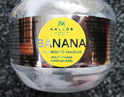 Maska Kallos Banana