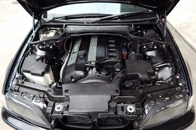 Mesin M52B25TU BMW E46