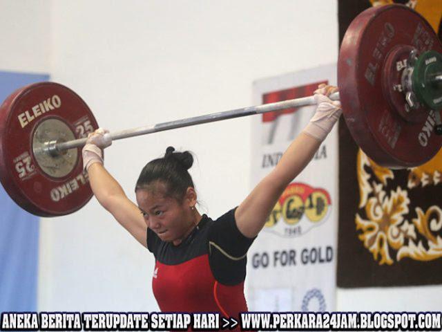 Indonesia Pecahkan 14 Rekor Angkat Besi Di Kejuaraan Junior Asia