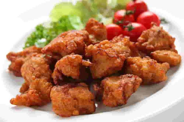 Tutorial Cara Membuat Spicy Chicken