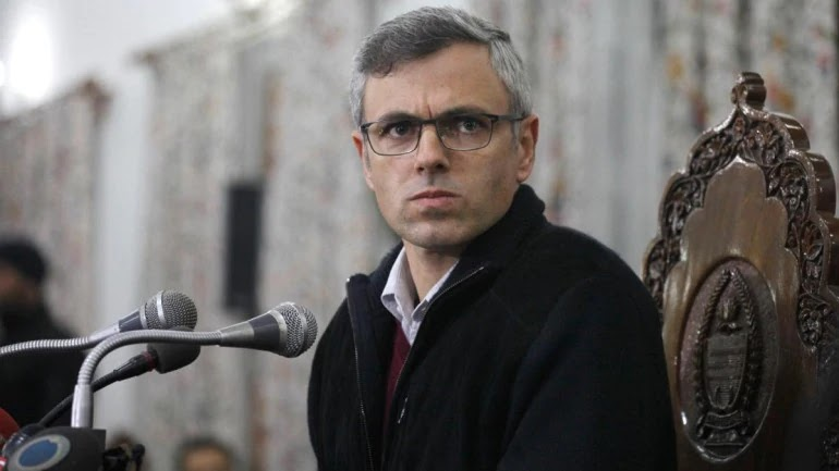 Supreme Court notice to J&K on plea challenging detention of Omar Abdullah