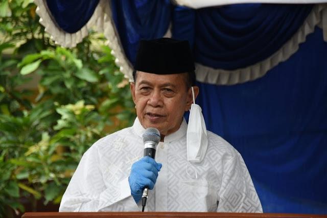 Syarief Hasan Minta Pembakaran Mimbar Masjid di Makassar Diusut Tuntas