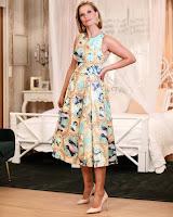 Vestido de Cristina Ferreira