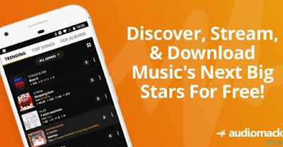 Audiomack – Download New Music Apk free on Android