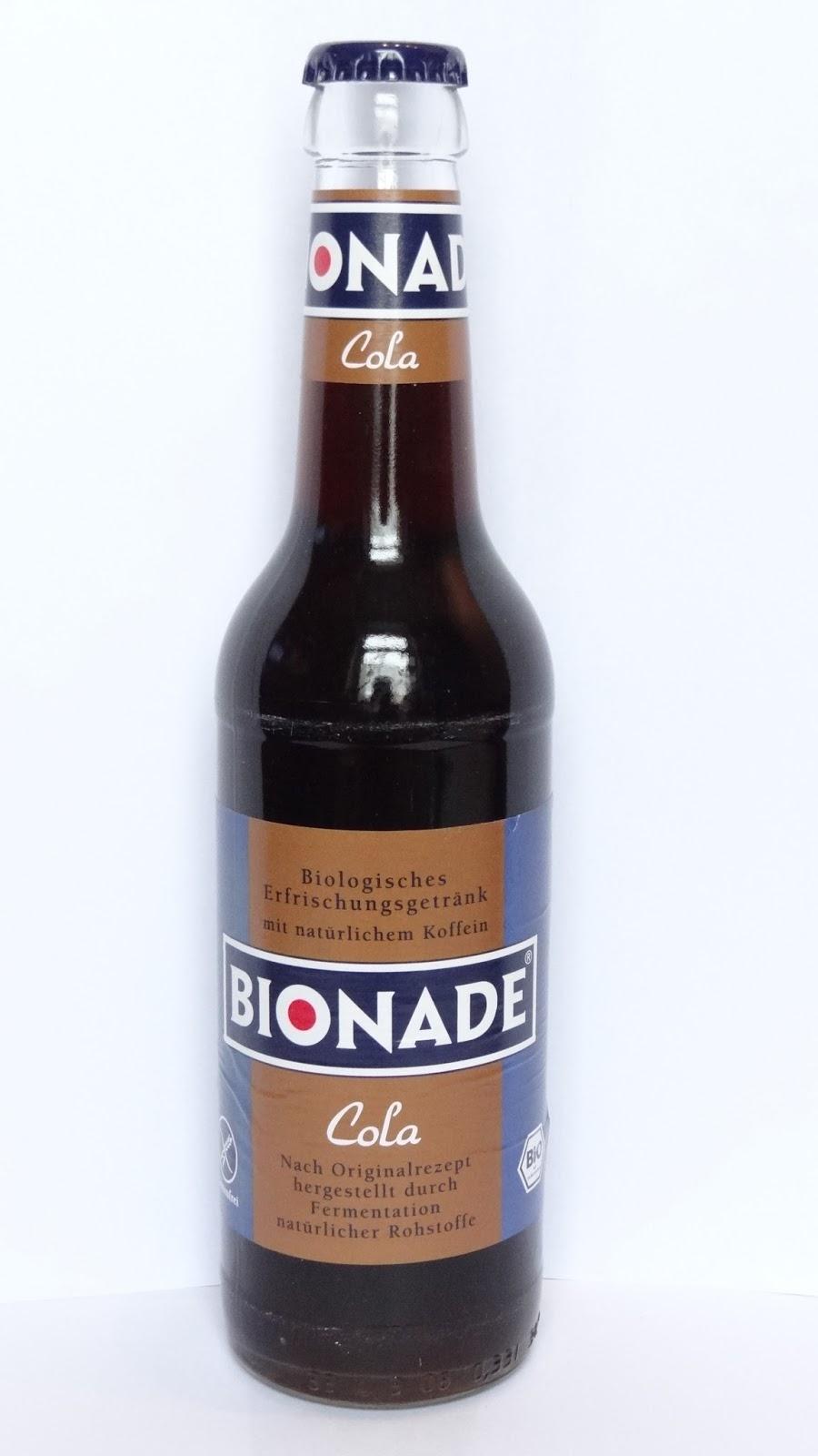 Energy Plattform: Bionade Cola