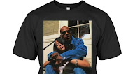 DMX and Aaliyah Tribute T Shirt
