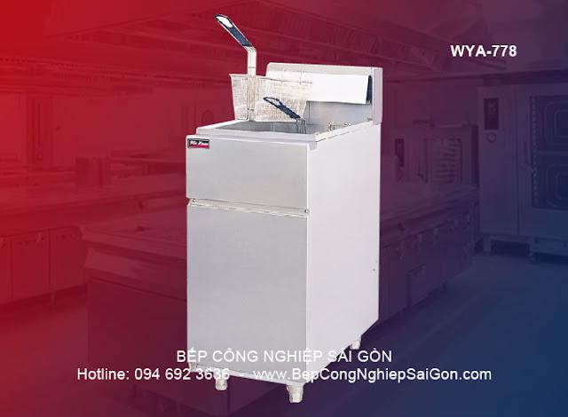 Bếp chiên nhúng WYA - 778
