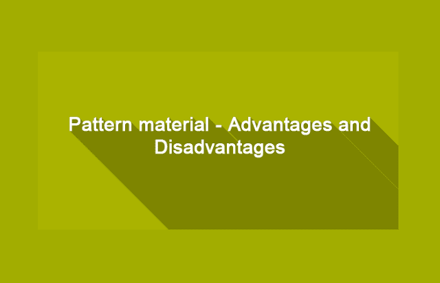 image_heading_pattern_material_advantages_limitation