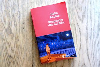 Lundi Librairie : Rhapsodie des oubliés - Sofia Aouine