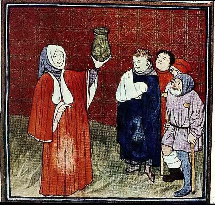 analisa urin Abad ke15