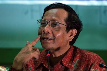 Rusuh Papua, Mahfud MD Ngaku Kaget dan Cemas