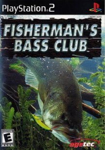 Fishermans Bass Club PS3